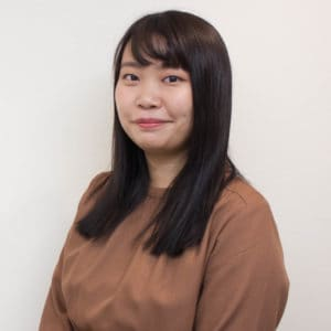 TMH counselor, JouAn Anne Chen MA