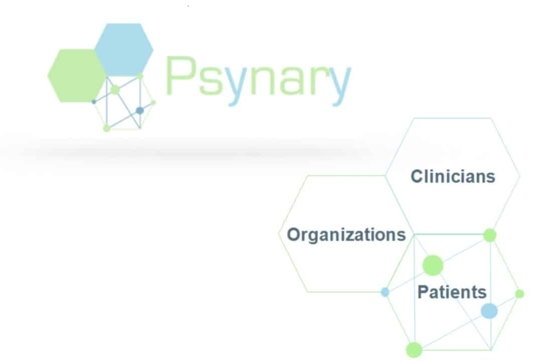 Psynary: Clinicians, Organizations, Patients